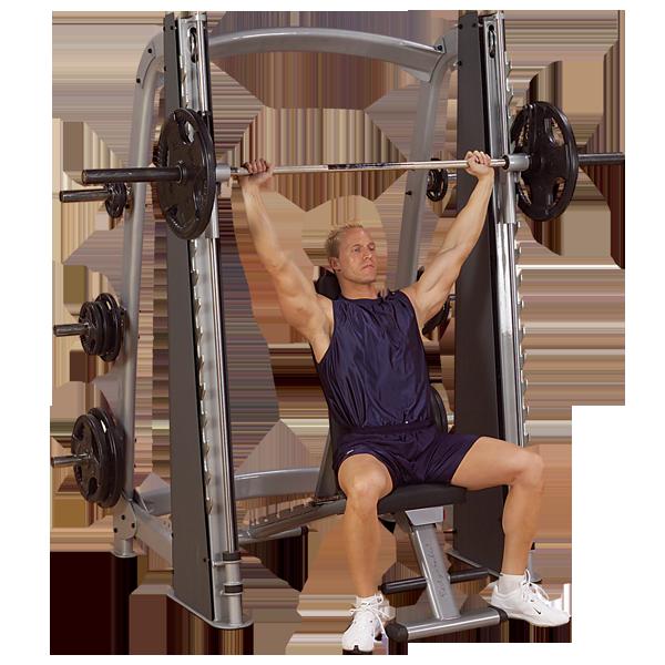 Smith Machine Scb 1000 Body Solid Usa Eser Marketing Fitness Pvt Ltd