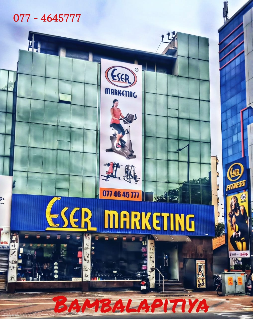 Eser Marketing - Bambalapitiya